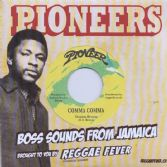 Dennis Brown - Comma Comma / Version (Pioneer / Reggae Fever) 7""